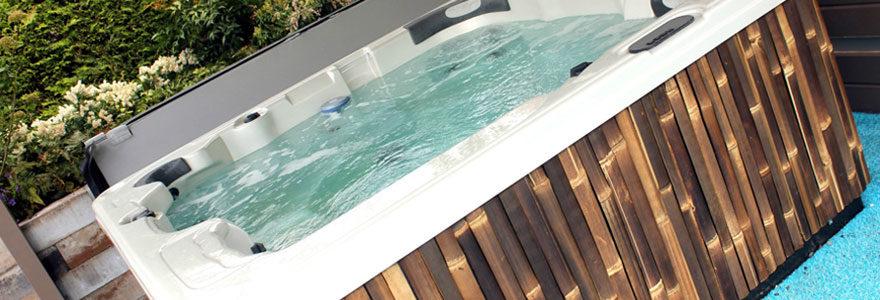 Avantages d'un spa en bois
