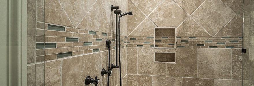 Rénover une douche